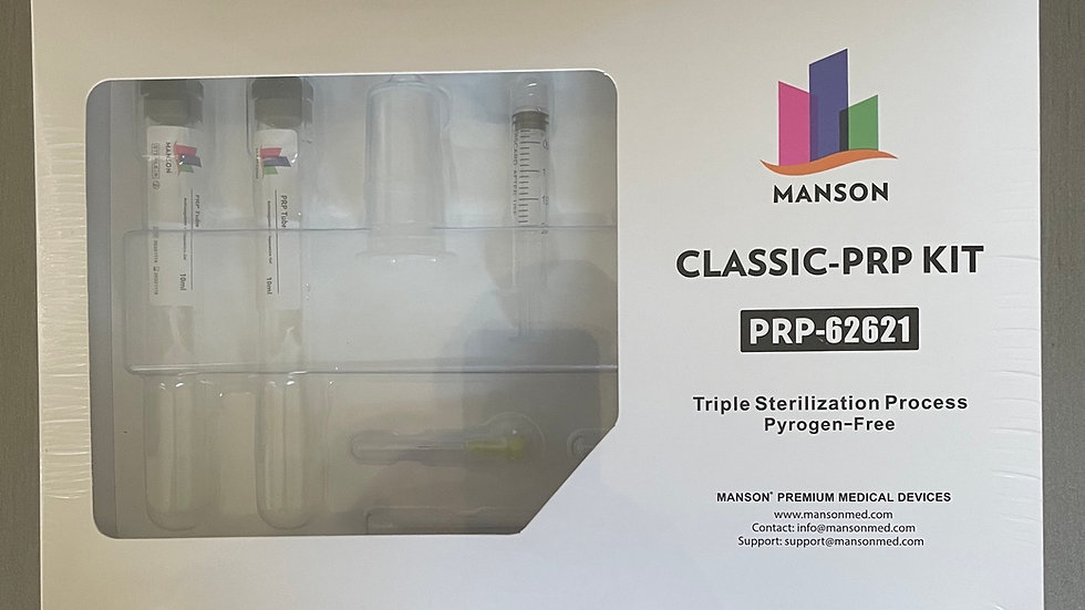 PREMIUM GLASS PRP  KIT