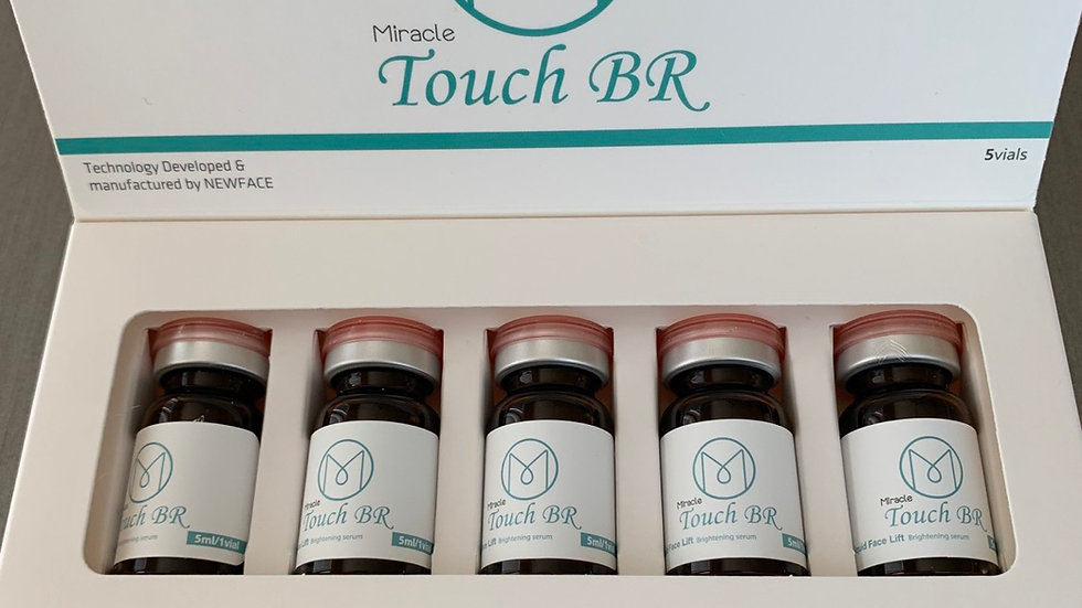TOUCH BR / 5 ML x 5 VILES