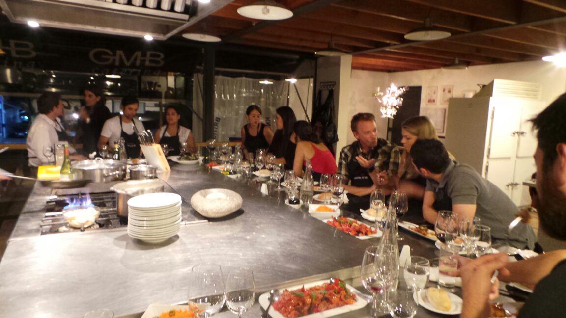 Cata en GMB Catering