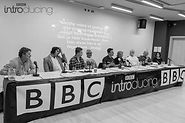 The BBC Introducing Musicians' Masterclass, which Andrew organised