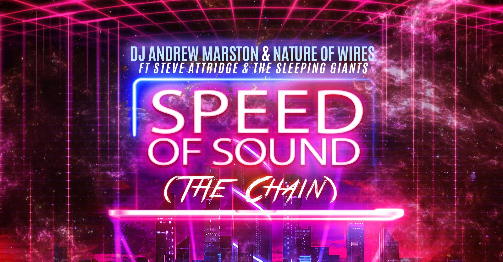 NEW SINGLE: Speed of Sound (The Chain)
