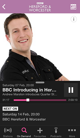 The BBC iPlayer