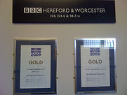 Hand picks all of the music for every programme broadcast on BBC Hereford & Worcester