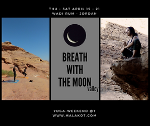 Wadi Rum Yoga Weekend