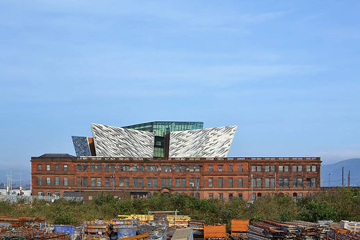Titanic Belfast — © Christopher Heaney