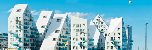 Appartements Iceberg — © Mikkel Frost