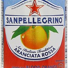Sanpellegrino blood orange