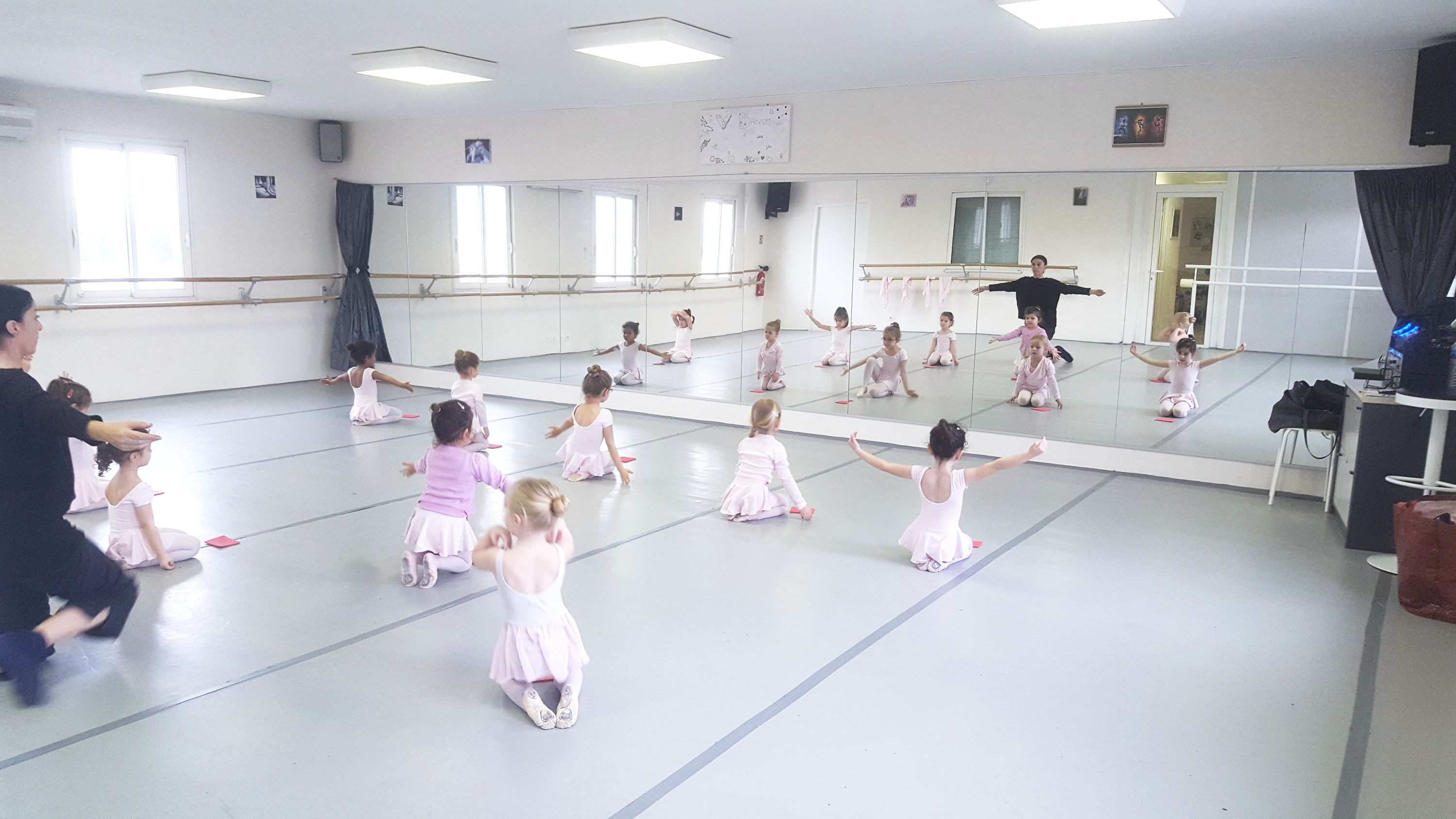 Initiation (5-6 ans)