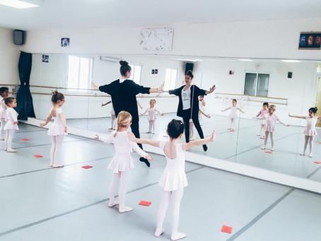 Enfants : quel est le meilleur âge pour commencer la danse ?