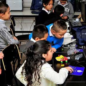 Programa de robótica para escuelas locales