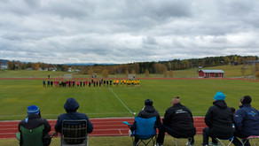 Kanonfin match av Hede IK!