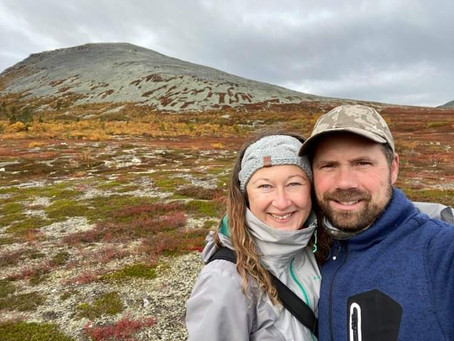 Vi väljer Sonfjällsbygden: naturen & fridfullheten lockade oss