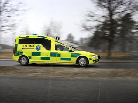 Ambulanssjukvårdarutbildning i Härjedalen!