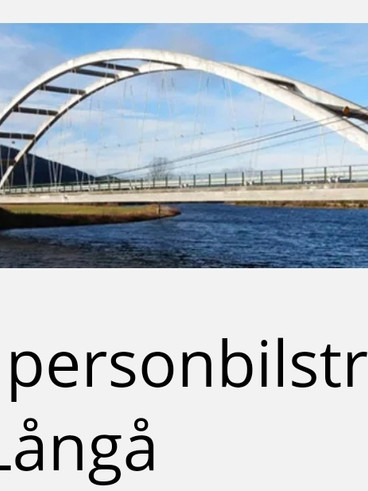 Bron i Långå utreds