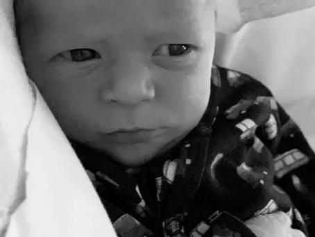 Välkommen till världen Elis!