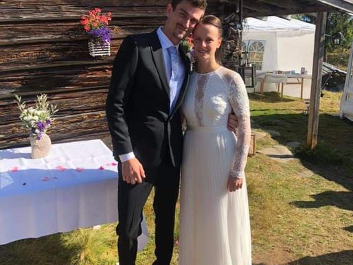Grattis till brudparet!