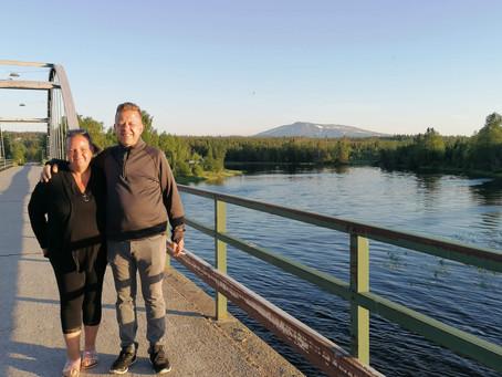 Vi väljer Sonfjällsbygden: vi blev så välkomnade av ortsbefolkningen!