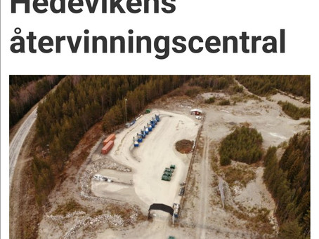 Nya öppettider - Hedevikens ÅVC