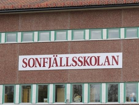 Kommunstyrelsen föreslår en renovering av Sonfjällsskolan!