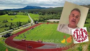 Kom & heja på Hede IK idag - tillskott av Anders Limpar!