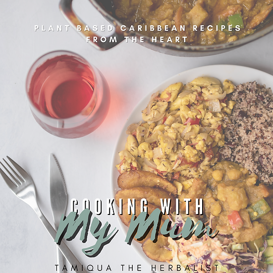 Cooking With My Mum- Recipe E-book