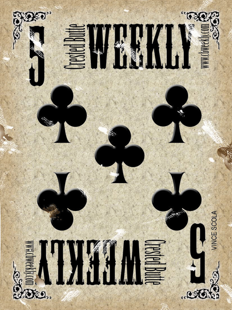 5 OF CLUBS
