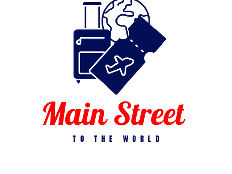 We have a new name - Walking Down Main Street is now Main Street to the World!