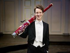 Bassoon concerto for Sebastian Stevensson