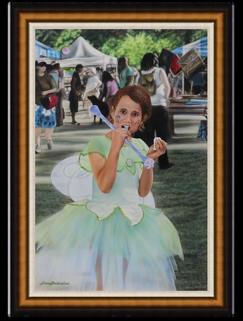 Fairy Princess - Giclee Print