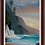 "Thumbnail: Napali Daybreak - 24"" x 36"" Original Oil Painting"