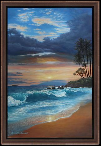 Ulua Romance - Giclee Print