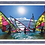 "Thumbnail: Ho'okipa Serenity - 28"" x 20"" Original Acrylic Painting"