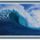 "Thumbnail: Majestic Swell - 30"" x 40"" Original Acrylic Painting"