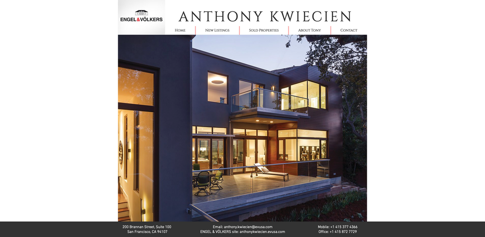 Anthony Kwiecien (Real Estate Agent)