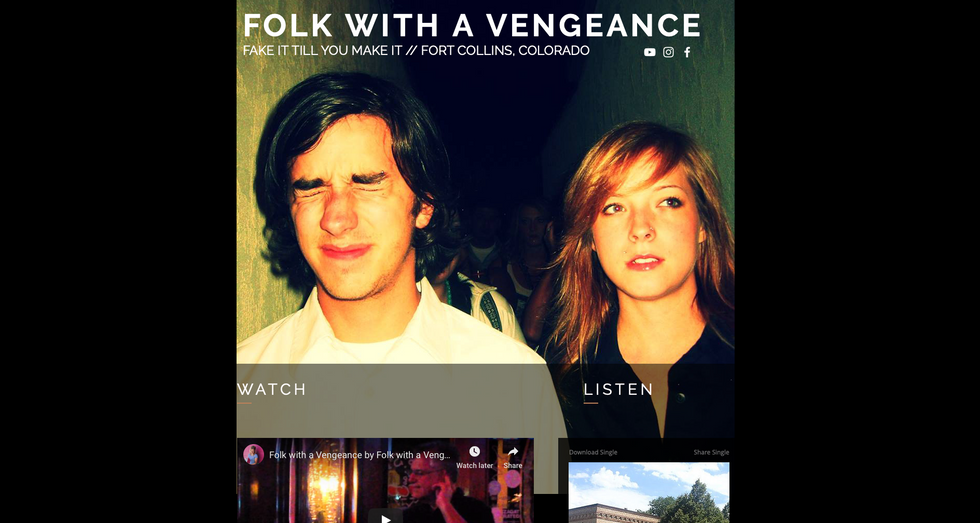Folk with a Vengeance (Band)