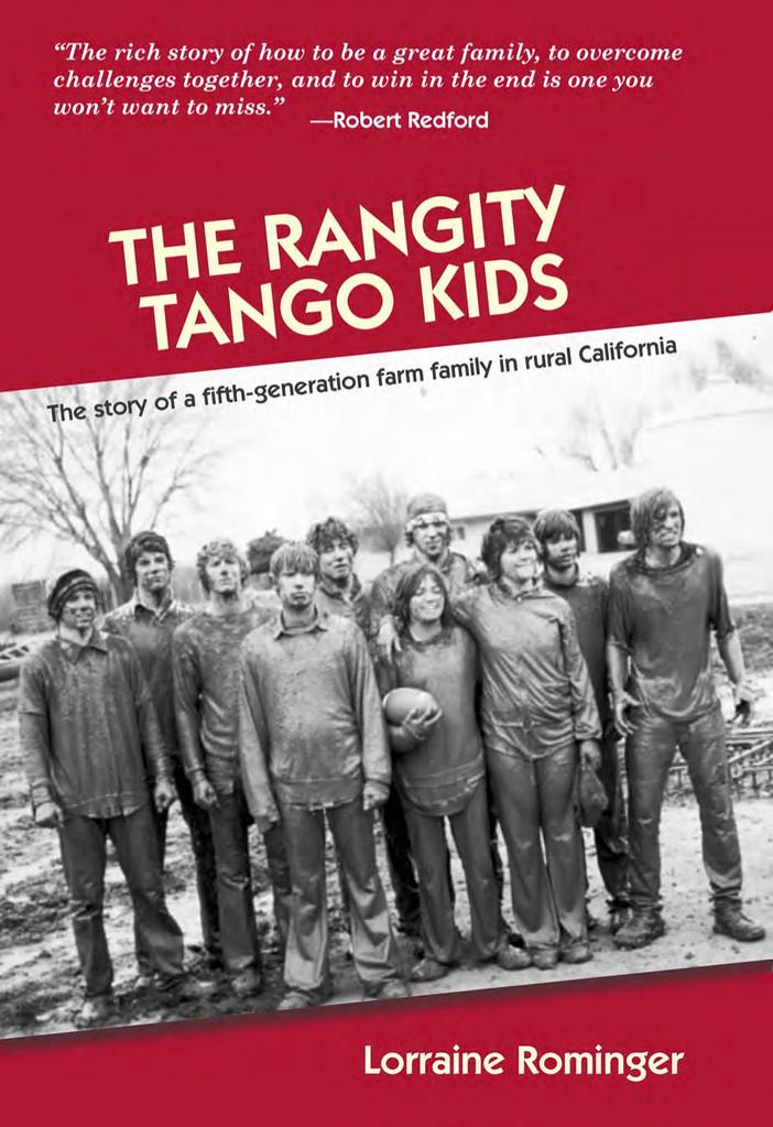 Sneak Peek at The Rangity Tango Kids, Chapter One