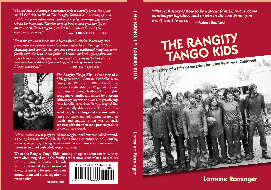 """The Rangity Tango Kids"" in the news!"