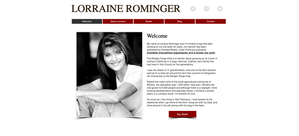 Lorrae Rominger (Author)