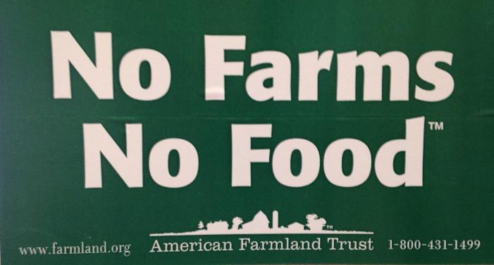 No Farms, No Food