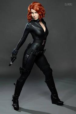 The Avenger's Black Widow
