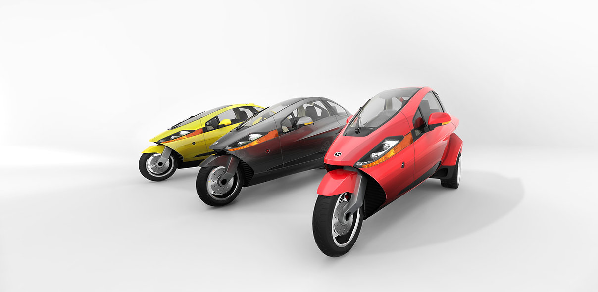 Electric vehicle Helix Motors forMobility and Sustainability