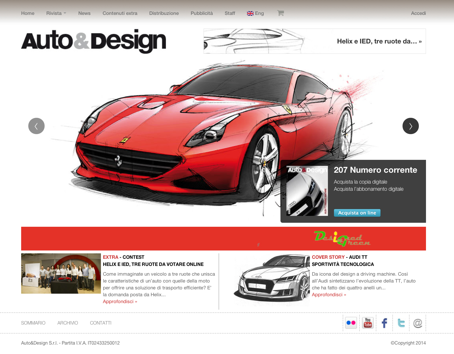 Auto&Design Italian