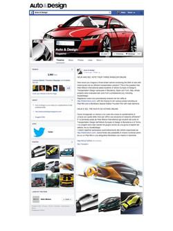 Auto&Design Facebook