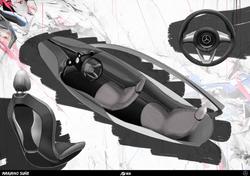 Mariano Suñe's Helix seat design