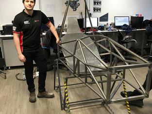 MEET THE MANAGERS: JEROME DUFTON - CHASSIS