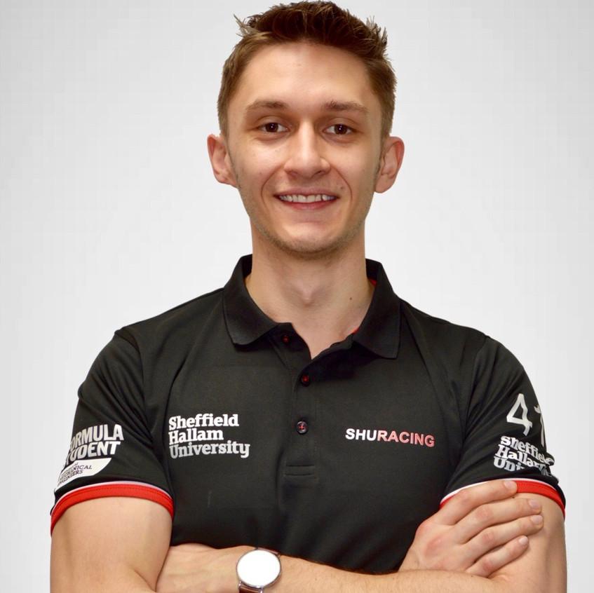 Max Vollans- Team Principal