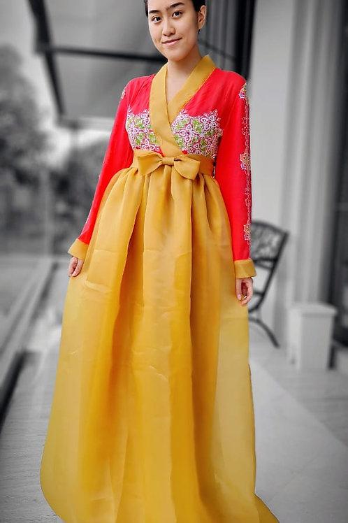 Batik Hanbok