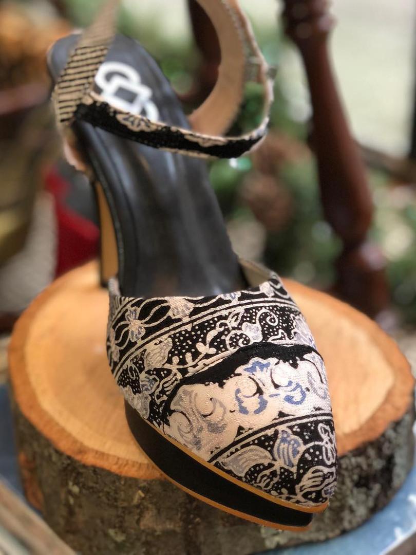 High heels-Coreta louis-NYFW SS19 Collec