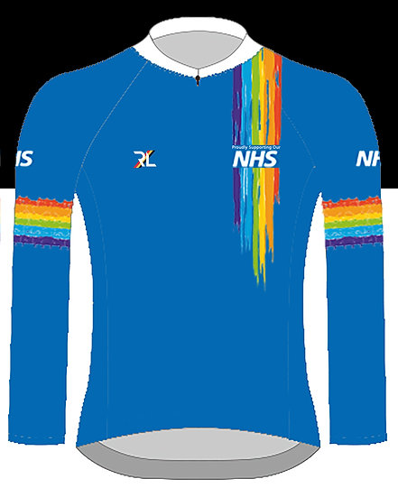 NHS Cycling Top
