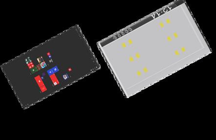 De Modi-modular personal pc with display module